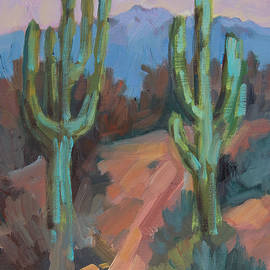 Morning at Fort Apache - Diane McClary