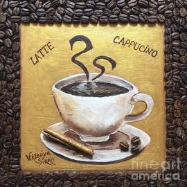 Viktoriya Sirris - Morning Cup Of Coffee