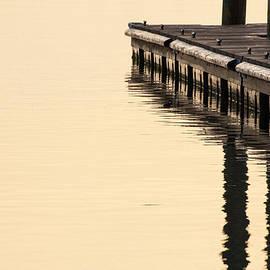 Karol  Livote - Morning Dock