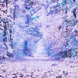 Georgiana Romanovna - Morning Fantasy Forest Impressions