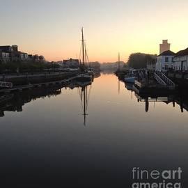 AS Pilette - Morning Harbor