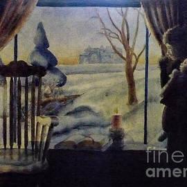 Gerald Ziolkowski - Morning Light Streaming