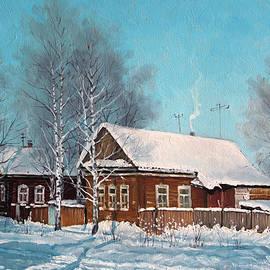 Alexander Volya - Morning sun