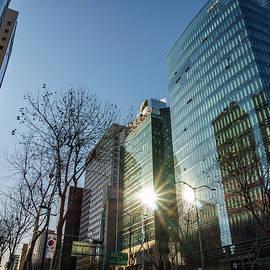 Yuka Ogava - Morning Sun in Gangnam