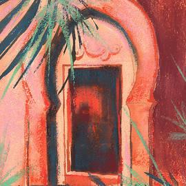 Alison Fennell - Morocan Doorway