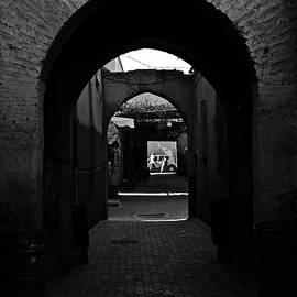 Joshua Van Lare - Moroccan Arches