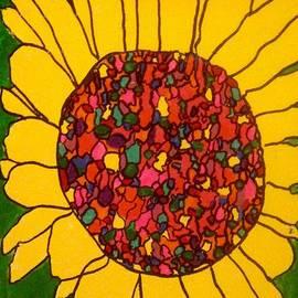 Zoe Gelinas - Mosaic Sun
