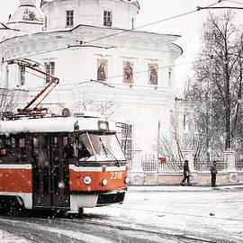 Jenny Rainbow - Moscow Tram. Snowy Days in Moscow