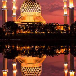 Light Engraver - Mosque