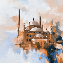 Mosque of Muhammad Ali Pasha 418 II - Mawra Tahreem