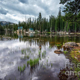 Dianne Phelps - Mosquito Lake and Cabins