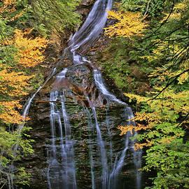 Allen Beatty - Moss Glen Falls - Stowe, V T