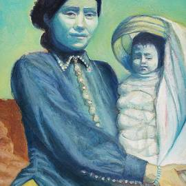 Nancy  Connolly - Mother and Child