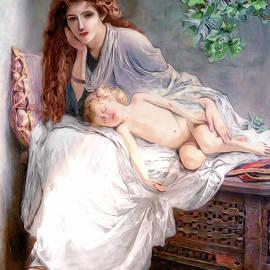 Pennie McCracken - Mother and Child