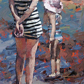 Claire McCall - Mother And Daughter III