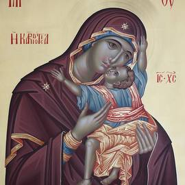 Daniel Neculae - Mother of God Kardiotisa