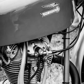 Moto Ducati Motorcycle -2115bw - Jill Reger