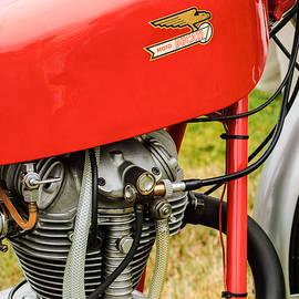 Moto Ducati Motorcycle -2115c - Jill Reger