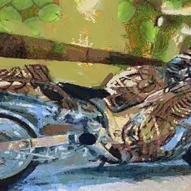 Catherine Lott - Motorcycle Sweet Ride