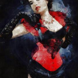 Sir Josef  Putsche - Moulin Rouge - Esmaralda
