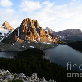 Bob Christopher - Mount Assiniboine Canada 1
