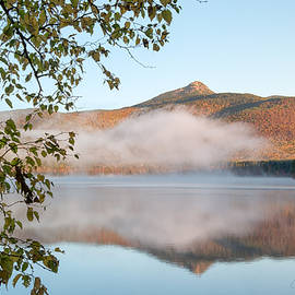 Dan Beauvais - Mount Chocorua in Fog 0398
