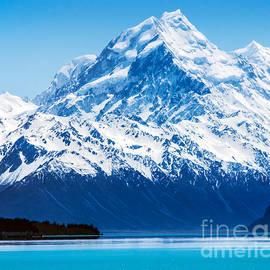 Nicholas Blackwell - Mount Cook