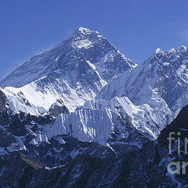Rudi Prott - Mount Everest Nepal