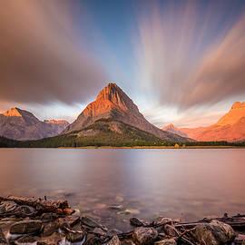 Pierre Leclerc Photography - Mount Grinnell Sunrise