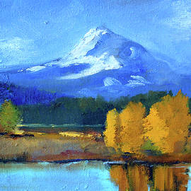 Nancy Merkle - Mount Hood