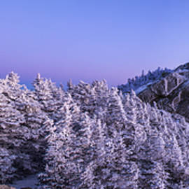 Chris Whiton - Mount Liberty Blue Hour Panorama