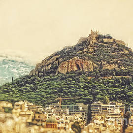 Mount Lycabettus - HD Connelly