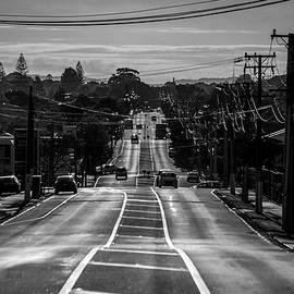 David Vale - Mount Smart Road