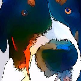 Karen Harding - Mountain Dog Look