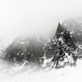 Sasha Samardzija - Mountain peak