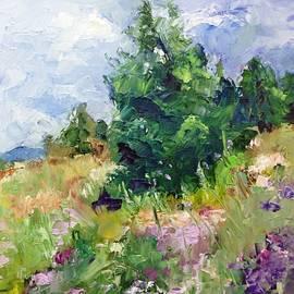 Carol Hopper - Mountain Wildflowers
