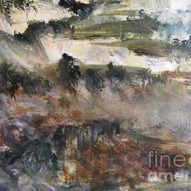 Nancy Kane Chapman - Mountains in Mist
