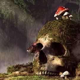 Daniel Eskridge - Mouse In A Skull