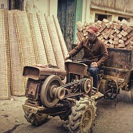 Claude LeTien - Moving A Load Of Bricks