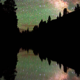 Matt Helm - Moving Milky Way Reflection