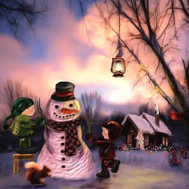 Johanne Dauphinais - Mr. Frosty