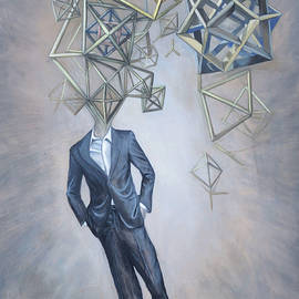 Vincent Fink - Mr. Octahedron Iteration 1