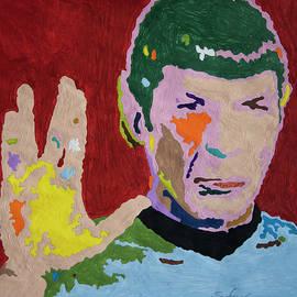 Stormm Bradshaw - Spock