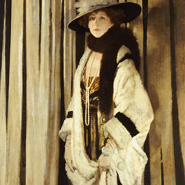 Mrs St George - Sir William Orpen