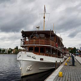 Jouko Lehto - MS Paul Wahl. Lake Saimaa. Savonlinna