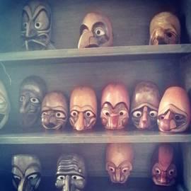 Bianca Alencar - Máscaras 🎭 #oficina #italia