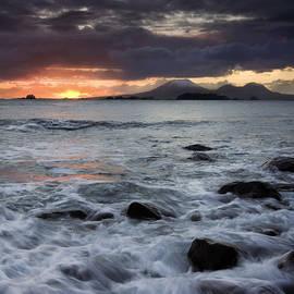 Mike  Dawson - Mt. Edgecumbe Sunset