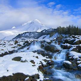 Mike  Dawson - Mt. Hood Morning