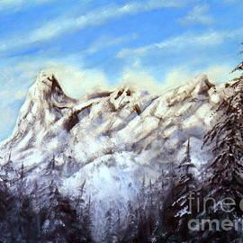 Ida Eriksen - Mt Nusatsum