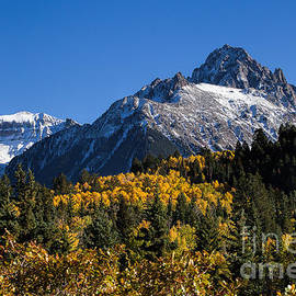 Jim Garrison - Mt. Sneffels In Autumn